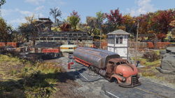 Fo76 Morgantown trainyard (1)