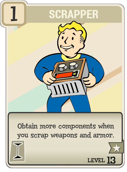 Scrapper (perk) | Fallout Wiki | FANDOM powered by Wikia