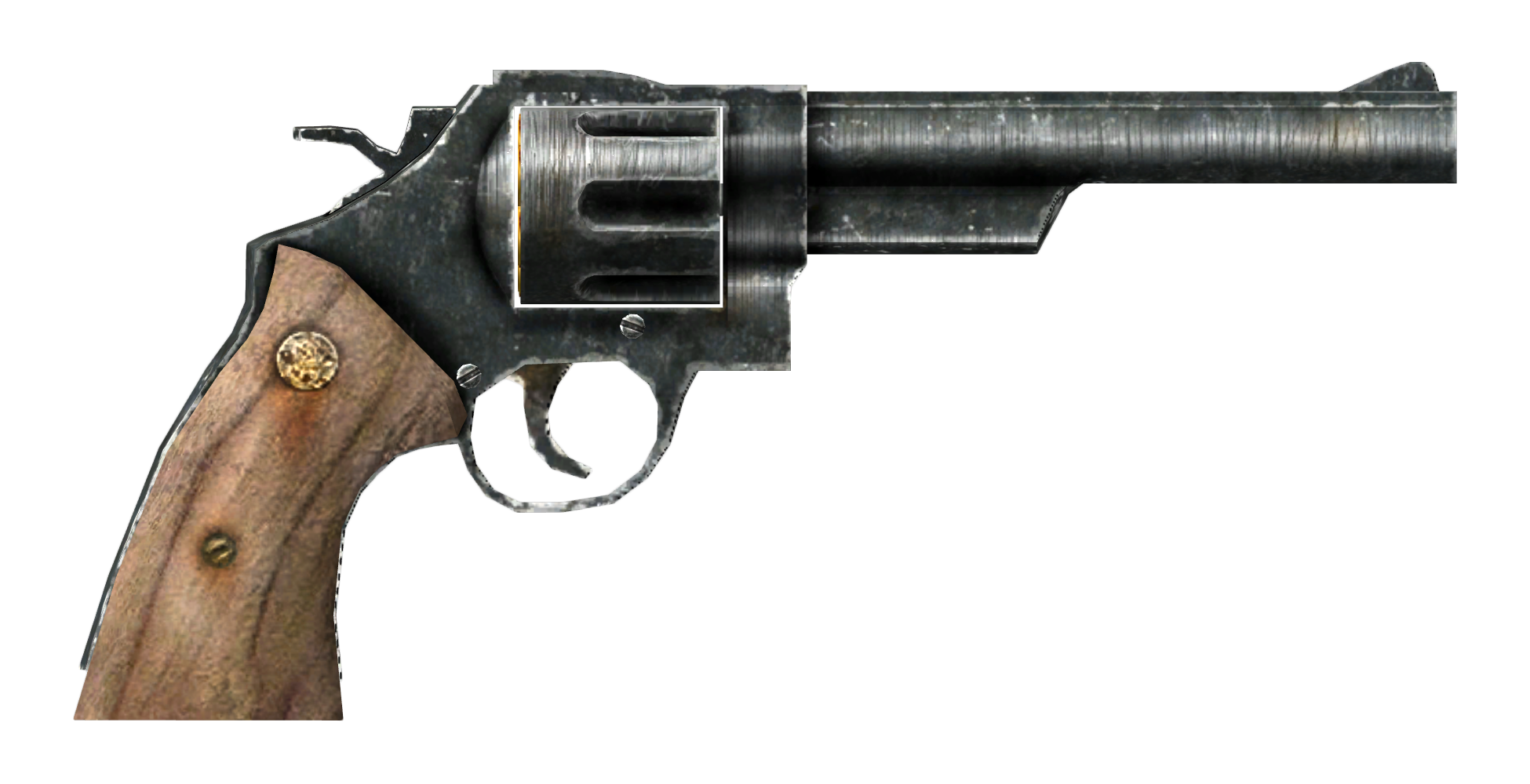 Mysterious Stranger S 44 Magnum Fallout 3 Fallout