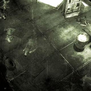Убиті поряд з магазинів жителі міста в <a href=