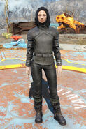 FO4CC Institute renegade outfit female