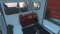 FO4NW Splashdown Control Booth