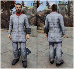 FO76 Skiing outfit (male)