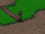 Moat guard