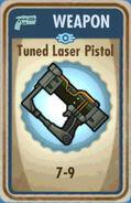FoS Tuned Laser Pistol Card