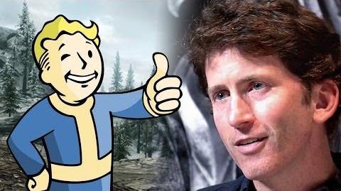 Interview mit Todd Howard - GameStar im Talk mit dem Game Director von Skyrim und Fallout