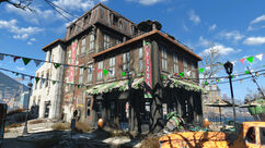 Pizza Parlor FO4