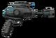 Broń boczna Kapitana broń obcych