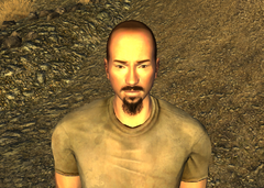 FNV Little Beard without hat