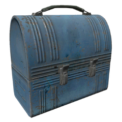 FO4 Launchbox-container transparent
