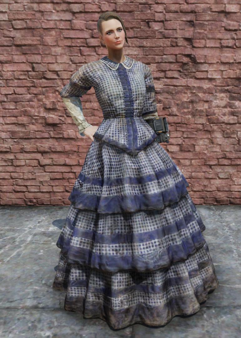 Civil War era dress | Fallout Wiki | FANDOM powered by Wikia