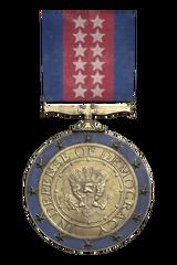 FO76 Commendation