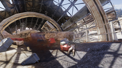 FO76 Crashed space station (Airlock C7 inventory list)