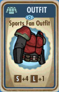 FoS Sports Fan Outfit Card
