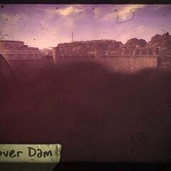 Hoover Dam in the cut <a class=