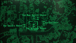 Wilsons house loc