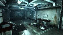 FO3 Vault 101 Overseer's Office