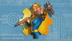 FO4 Vault-Tec DLC promo art