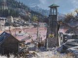Лагерь скаутов-пионеров