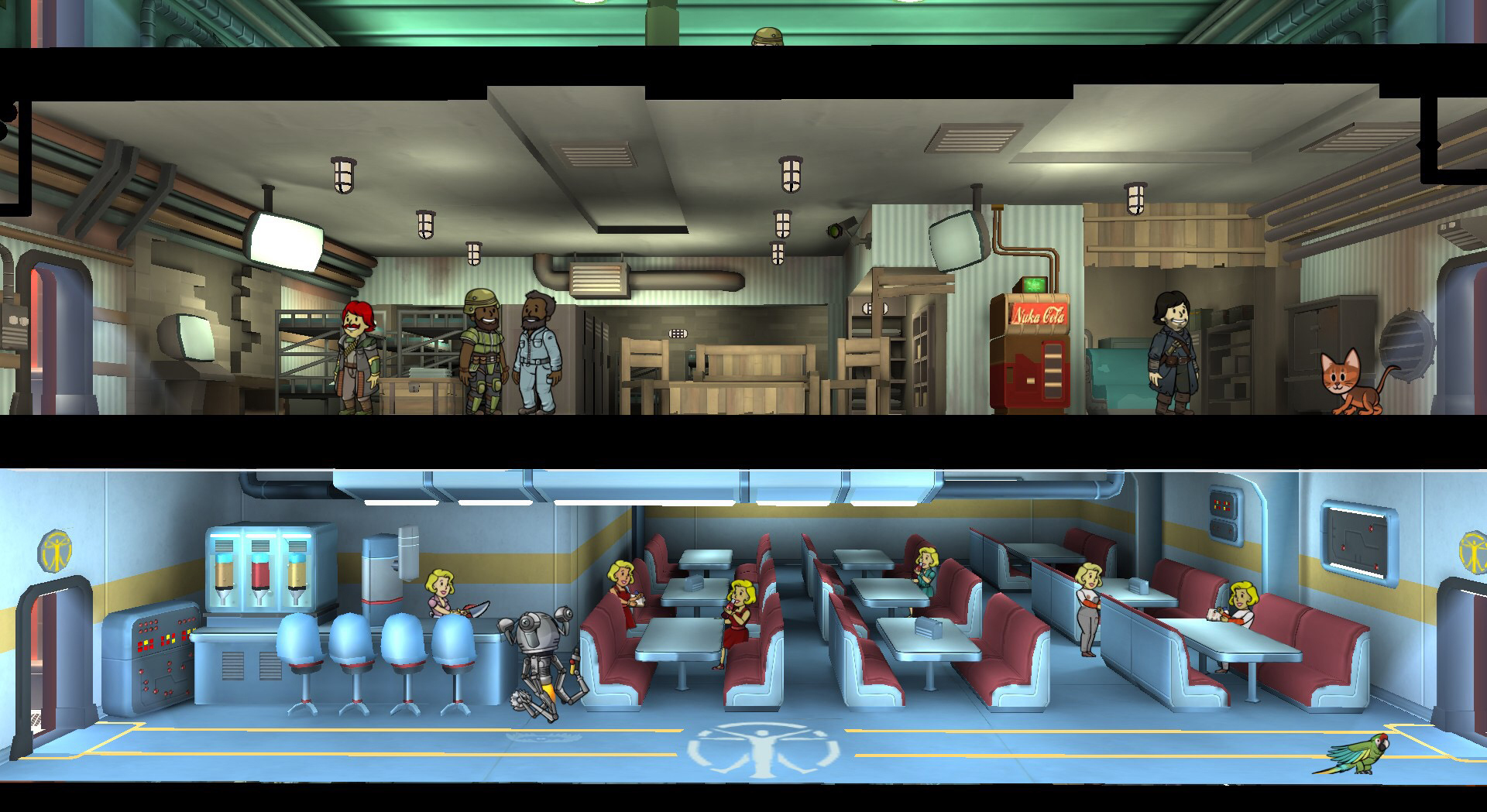 user blogagent cfallout shelter 18 update fallout wiki fandom powered by wikia