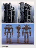 Fo4 Liberty Prime concept art