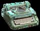 Fo4 typewriter