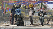 Fo76 Fasnacht Masks