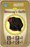 FoS Bittercup's Outfit Card