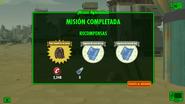 FoS Misión diplomática completado