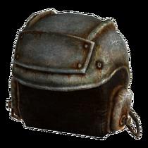Metal helmet F