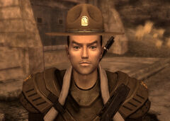 Ranger Stevens NoHat