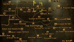 Snyder Prospector Camp loc