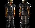 Talon combat armor