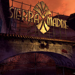 The Sierra Madre sign after the Great War