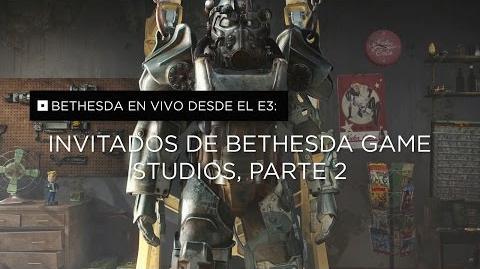 El equipo encargado de que Fallout 4 cobre vida (II)