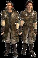 FNV броня Пильник шерифа