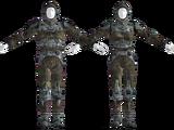 Composite recon armor