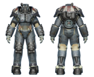 FO4CC X-01 power armor minutemen patriot