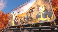 FO4 Pre War billboard Sanct Hills