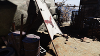 FO76 The Crosshair recipe