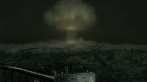Fallout 3 Bye Bye Megaton