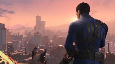 Fallout 4 La exploración en el juego