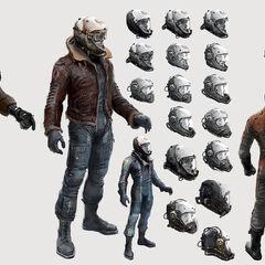 Miscellaneous armor