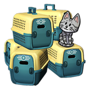 FoS Pet carrier x5