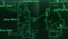 GNR building loc map