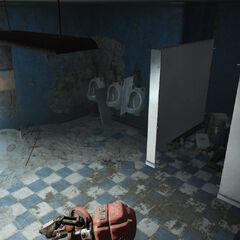 Чоловічий туалет