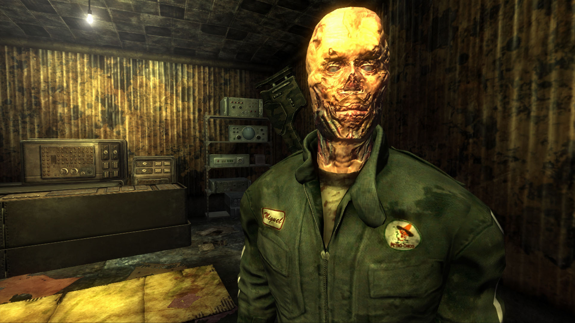 FNV Reveal Online Raul the Ghoul