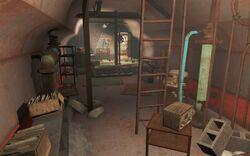 FO4 Miller bunker inside