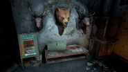 FO76 Van Lowe Taxidermy (Wanted Sheepsquatch)