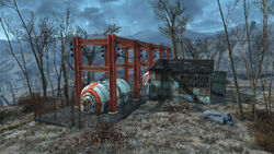 Fo4 Tractor Warehouse